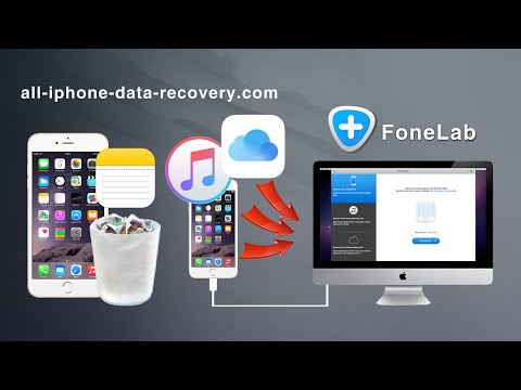Three Way To Recover Notes From Iphone Plus