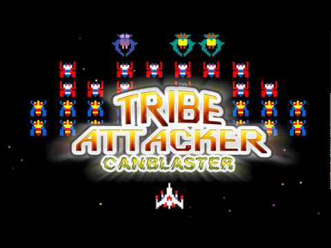 Tribe Attacker - CanBlaster
