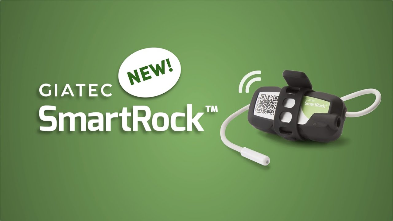 SmartRock™ - Leading Wireless Concrete Temperature and Strength Sensor