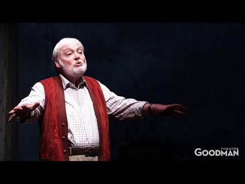 Actor Stacy Keach on Playing Ernest Hemingway in PAMPLONA