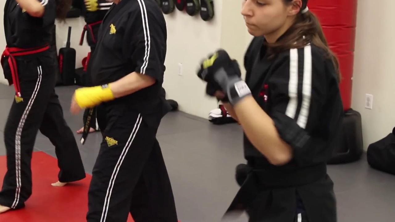 Modern Martial Arts Nyc Adult Mma Kickboxing