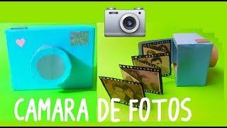 CÁMARA CON FOTOS DENTRO | MANUALIDAD | DIY SAN VALENTIN