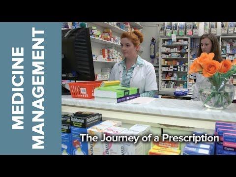 Medicine Management - The Journey of a Prescription