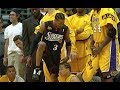 """NBA """"Step Over"""" Moments"""