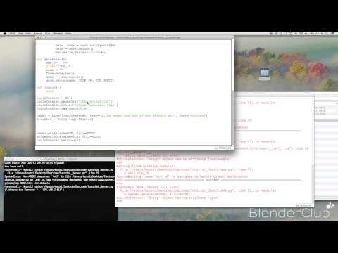 Python - Chat Erstellen