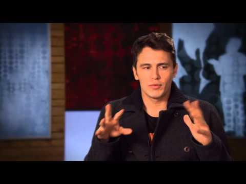 "The Interview: James Franco ""Dave Skylark"" Behind the Scenes Movie Interivew"