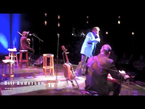 Bill Anderson in Regina, SK April 2, 2010