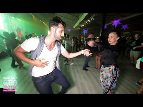 Bircan & Anita - Salsa Social Dancing | Croatian Summer Salsa Festival 2019
