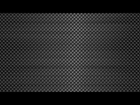 Metal Pattern Wallpaper in Photoshop CC | One Shoot Production TV