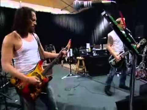 Metallica - Live in studio, Hit the lights