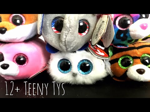 TEENY TY S COLLECTION 2017 - YouTube 89a96fd2d3ba