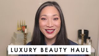 LUXURY BEAUTY HAUL - Guerlain, Cle de Peau, Surratt Beauty, House of Sillage