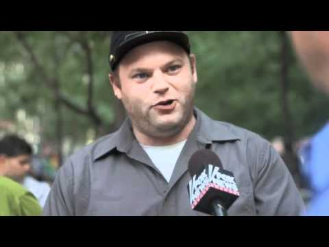 Oakland News: Jesse LaGreca At Occupy Oakland; OPD Confused