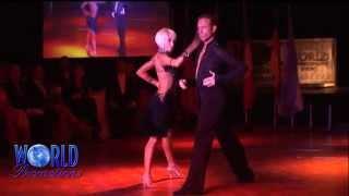 World Promotions - Argentina Experience 2008 - Buenos Aires - Paul and Olga Richardson - Samba