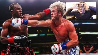 REACTING TO KSI VS LOGAN PAUL 2