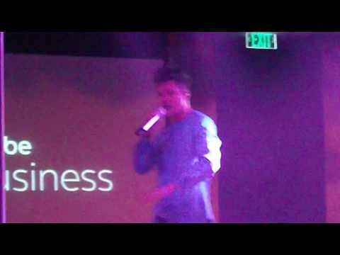 Bamboo's performs for the Globe sponsored Gala Night @ the International Outsourcing Summit 2013