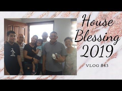 House Blessing Filipino Tradition Style | Vlog #43 | ZelRazel
