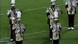 bcc halftime vs famu 2001