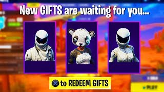 this is how you can GIFT SKINS in Fortnite... (Fortnite Battle Royale - Gifting System Release Date)