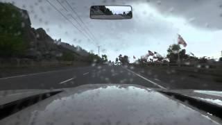 DRIVECLUB - Jaguar  F-Type R Coupé gameplay