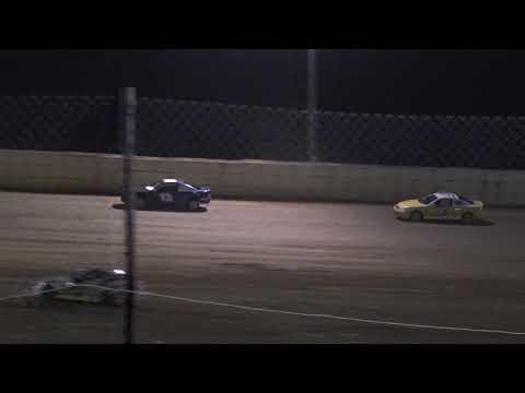 Moler Raceway Park  7/27/18   The DRC Compacts Heat 3