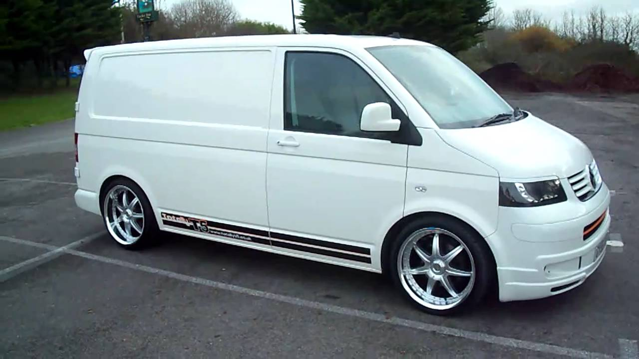 vw transporter t5 totallyt5 2 5tdi sportline spec youtube. Black Bedroom Furniture Sets. Home Design Ideas