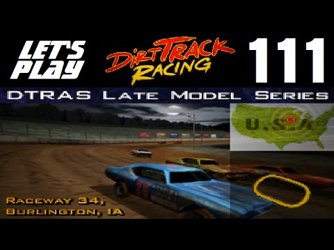 Let's Play Dirt Track Racing - Part 111 - Y10R3 - 34 Raceway