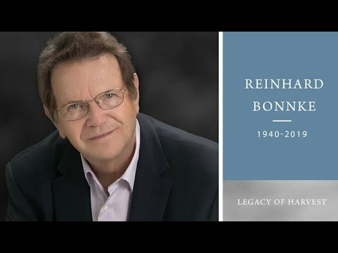 Christ for All Nations Founder, Evangelist Reinhard Bonnke Passes ...