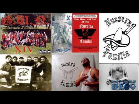 Nuestra Familia Prison Gang History (Soledad Tracy California)