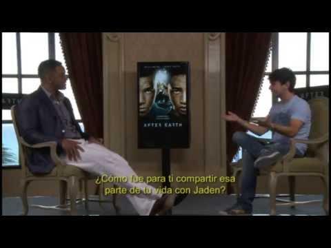 Cinescape: Entrevista Will Smith (Después de la Tierra) - 08/06/2013