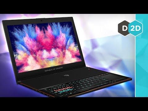 Asus Zephyrus + ZenBook Pro - 🔥🔥🔥