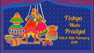 Wedding Invitation | Video invite for Indian Wedding