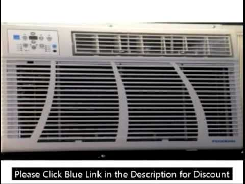 review fedders azey08f2a heat and cool window air conditioner youtube