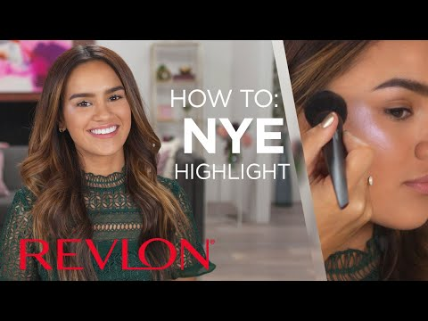 New Year's Eve Glam Tutorial feat. Dacey Cash | Revlon