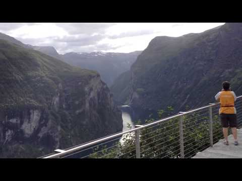 Geiranger Fjord Viewpoint