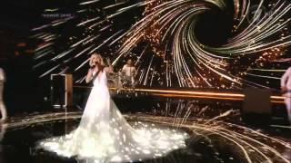 Полина Гагарина Евровидение 2015 Первый полуфинал