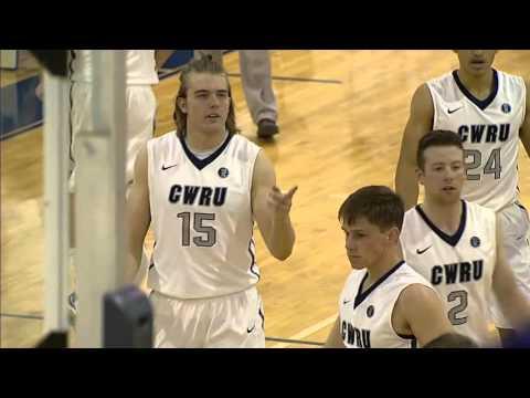 Case Western Reserve University vs. University of Chicago (Men's Basketball - 1st  Half)