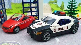 Мультики про машинки Блестящий арест Лучшие детские мультфильмы с полицейскими машинками 2020