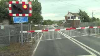 South Retford Level Crossing