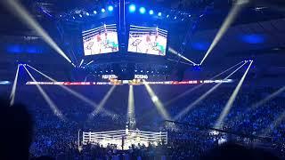 世界ボクシング評議会(WBC)フライ級の比嘉大吾VS クリストファー・ロサレス