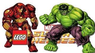 LEGO: Marvel Super Heroes: Sand Central Station (FREE ROAM)