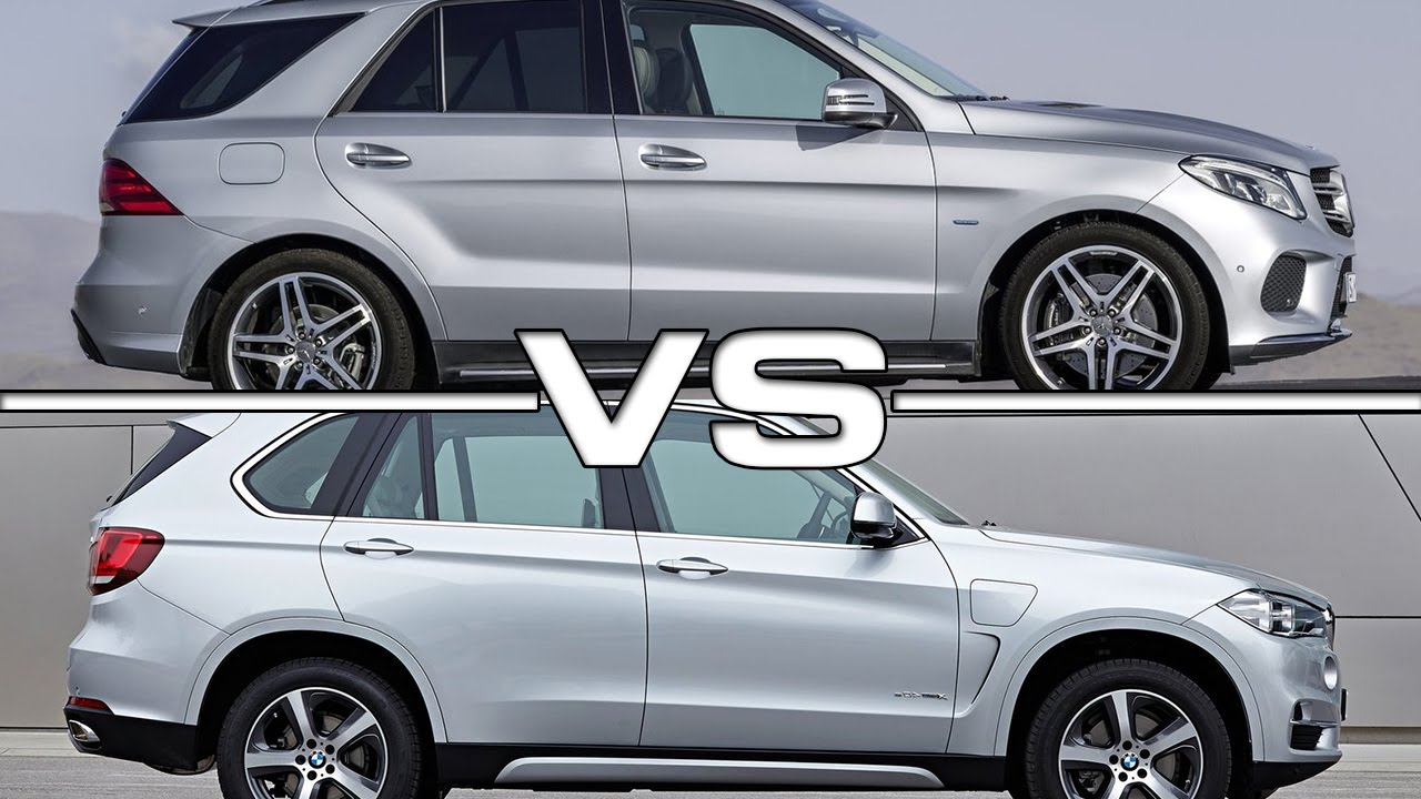 2016 Mercedes Benz Gle Vs 2016 Bmw X5 Youtube