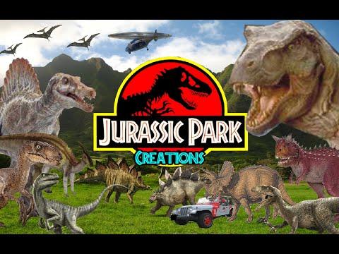 Jurassic Park: Creations (FULL MOVIE) (2016)