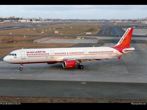 Amritsar (VIAR) to Birmingham (EGBB) Air India A321
