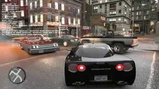 60fps GTA IV & GTX 980 SC / iCEnhancer 3.0 + Road Textures