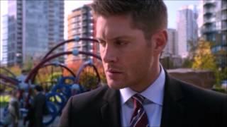 Supernatural - Dean, Castiel/Lucifer, Amara - Angels of Darkness