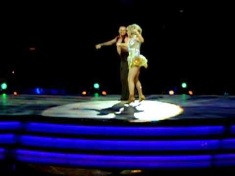Patsy Kensit & Robin Windsor - Strictly Come Dancing The Live Tour 2011