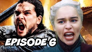 Game Of Thrones Season 8 Episode 6 Finale TOP 20, Easter Eggs, Jon Snow Ending, Daenerys, Arya, Sansa, Bran Stark and Game Of Thrones Bonus Episode ► https://bit.ly/AwesomeSubscribe Game Of Thrones Season 8 Episode 5 ► http://bit.ly/2Hi1JfK Game Of Thrones Season 8 Episode 4 ► http://bit.ly/2JqW4XF Emergency Awesome 2017 Hype Trailer ► https://bit.ly/2iD2GVL  Covering Game Of Thrones Season 8 Episode 6 Finale. All the Easter Eggs from A Song of Ice and Fire Books and GoT TV Series Easter Eggs. Jon Snow Ending, Stark Family, Sansa, Arya, Bran Stark, Tyrion Lannister, what's happening next for the characters and big Prophecies and Visions they referenced. I'll post a bigger video on the Ending for all the characters next! Game Of Thrones Prequel Series video soon too!  Twitch Channel https://twitch.tv/emergencyawesome Twitter  https://twitter.com/awesomemergency Facebook  https://facebook.com/emergencyawesome Instagram  https://instagram.com/emergencyawesome Tumblr  https://robotchallenger.com   ::Playlists For Shows::  New Emergency Awesome ► https://bit.ly/EmergencyAwesome Game of Thrones Season 8 ► https://bit.ly/GameOfThronesSeason4 Avengers Infinity War and Marvel Movies ► https://bit.ly/SpiderManAvengersMovie Rick and Morty Season 4 ► https://bit.ly/RickandMortyS3 Dragon Ball Super Episodes ► https://bit.ly/DragonBallSuperVideos Spider Man Far From Home ► https://bit.ly/SpiderManHomecoming The Flash Season 4 ► https://bit.ly/JusticeLeagueDCEU Deadpool Videos ► https://bit.ly/DeadpoolMaximumEffort Justice League Batman and DC Movies ► https://bit.ly/JusticeLeagueDCEU Star Wars Episode 9 ► https://bit.ly/StarWarsEpisode8movie   My Website ► https://emergencyawesome.com   THANKS FOR WATCHING!!