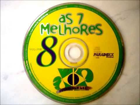 AS 7 MELHORES JOVEM PAN VOLUME 8