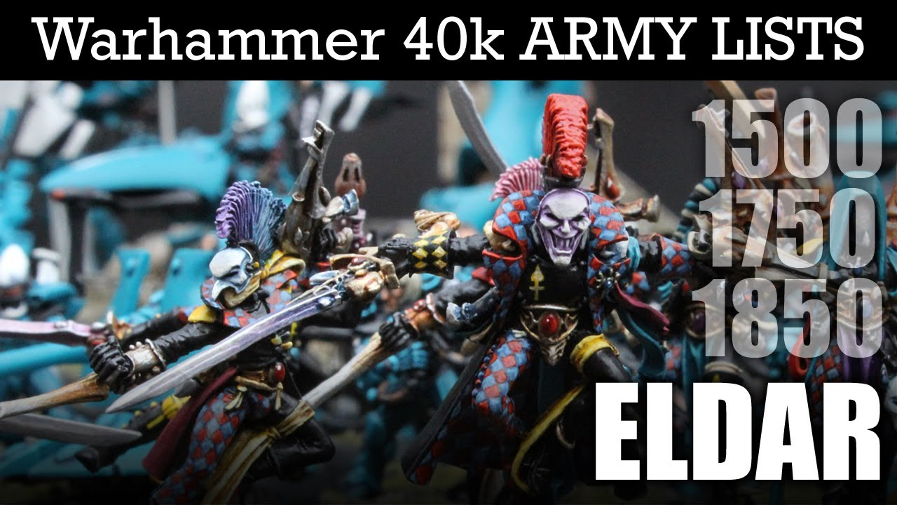 Eldar army lists warhammer 40k army list video 1500pts 1750pts eldar army lists warhammer 40k army list video 1500pts 1750pts 1850pts publicscrutiny Image collections